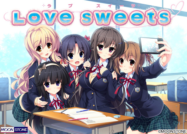 Love Sweets-cover